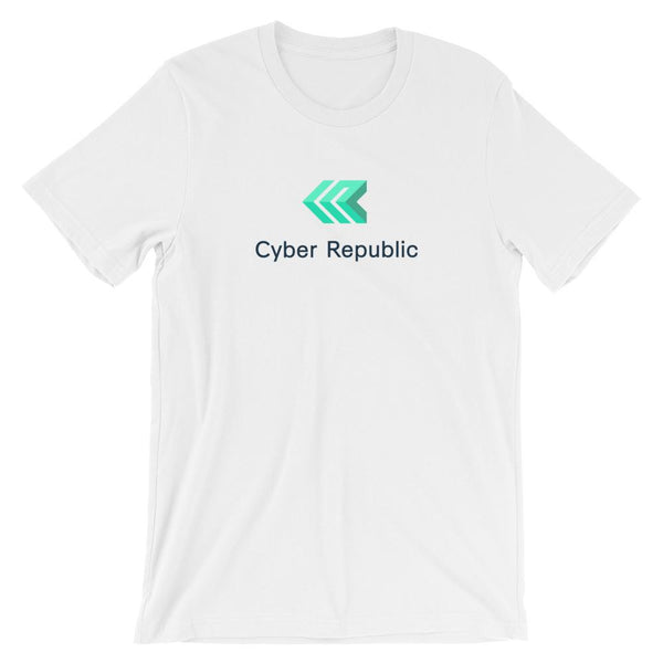 T-Shirt - ELA | Elastos Cyber Republic Stack T-Shirt
