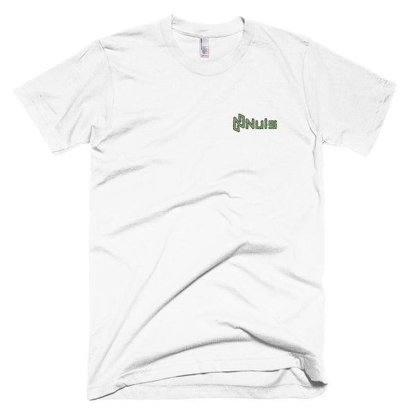 T-Shirt - NULS | Nuls Wide Embroidered T-Shirt