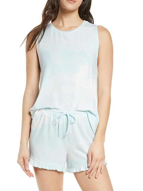 Cute Sleeveless Comfortable Pajama Sets for Women