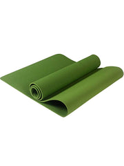 Color=Green | Non-Slip Workout Pad For Yoga And Floor Exercises-Green 1