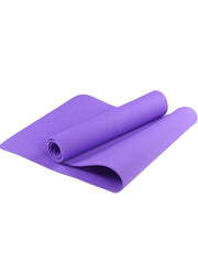 Color=Lavender | Non-Slip Workout Pad For Yoga And Floor Exercises-Lavender 1