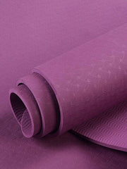 Color=Purple | Non-Slip Workout Pad For Yoga And Floor Exercises-Purple 3
