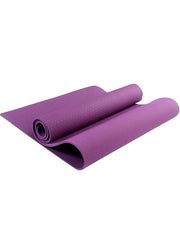 Color=Purple | Non-Slip Workout Pad For Yoga And Floor Exercises-Purple 1
