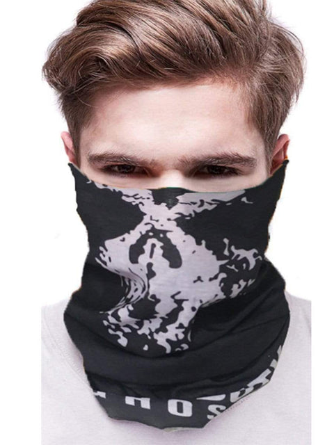 Color=Multicolor2 | 3D Animal Multifunctional Anti-Uv Neck Gaiter Warmer For Sports-Multicolor2 2