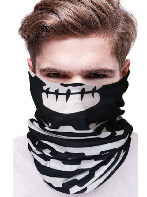 Color=Multicolor4 | 3D Animal Multifunctional Anti-Uv Neck Gaiter Warmer For Sports-Multicolor4 2