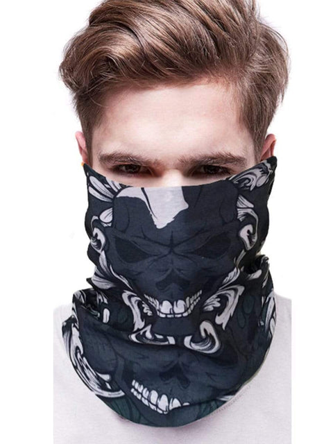 Color=Multicolor5 | 3D Animal Multifunctional Anti-Uv Neck Gaiter Warmer For Sports-Multicolor5 2