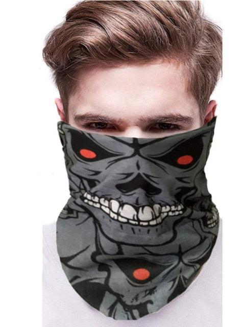Color=Multicolor6 | 3D Animal Multifunctional Anti-Uv Neck Gaiter Warmer For Sports-Multicolor6 2