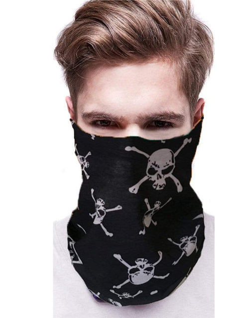 Color=Multicolor8 | 3D Animal Multifunctional Anti-Uv Neck Gaiter Warmer For Sports-Multicolor8 2