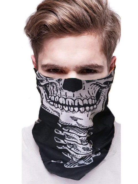 Color=Multicolor11 | 3D Animal Multifunctional Anti-Uv Neck Gaiter Warmer For Sports-Multicolor11 2