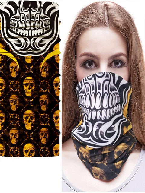 Color=Multicolor18 | 3D Animal Multifunctional Anti-Uv Neck Gaiter Warmer For Sports-Multicolor18 1