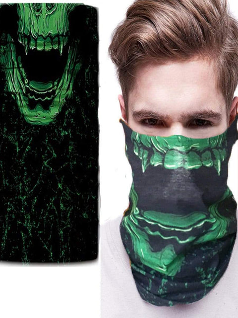 Color=Multicolor21 | 3D Animal Multifunctional Anti-Uv Neck Gaiter Warmer For Sports-Multicolor21 1