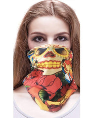 Color=Multicolor23 | 3D Animal Multifunctional Anti-Uv Neck Gaiter Warmer For Sports-Multicolor23 2