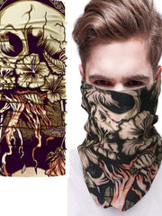Color=Multicolor25 | 3D Animal Multifunctional Anti-Uv Neck Gaiter Warmer For Sports-Multicolor25 1