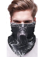 Color=Multicolor27 | 3D Animal Multifunctional Anti-Uv Neck Gaiter Warmer For Sports-Multicolor27 2