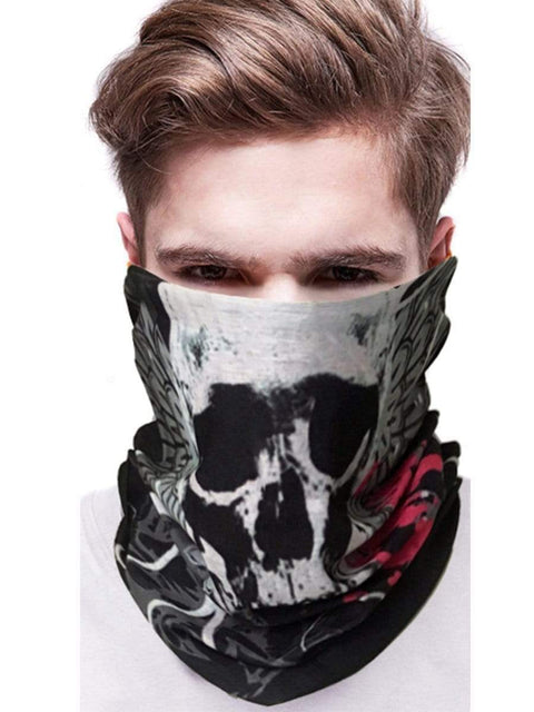 Color=Multicolor29 | 3D Animal Multifunctional Anti-Uv Neck Gaiter Warmer For Sports-Multicolor29 2