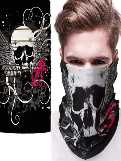 Color=Multicolor29 | 3D Animal Multifunctional Anti-Uv Neck Gaiter Warmer For Sports-Multicolor29 1