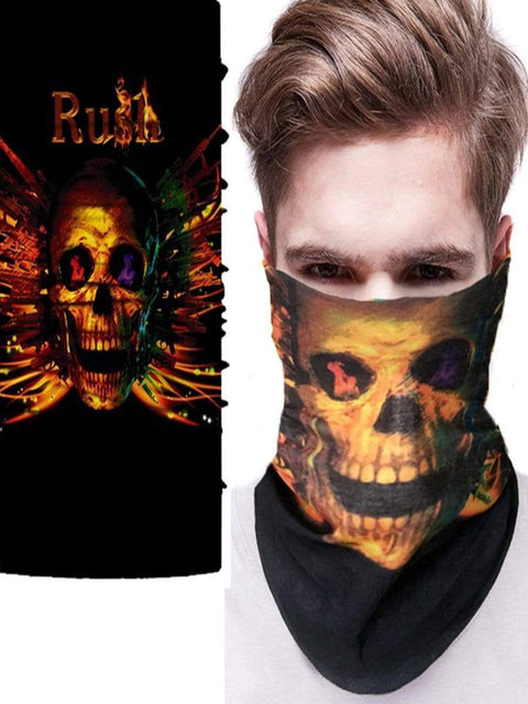 Color=Multicolor31 | 3D Animal Multifunctional Anti-Uv Neck Gaiter Warmer For Sports-Multicolor31 1