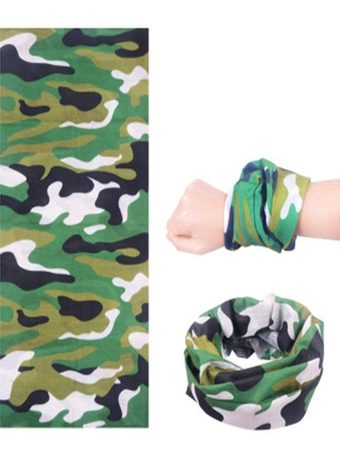 Color=Multicolor1 | Multifunctional Seamless Headband Neck Gaiters For Motorcycle-Multicolor1 1