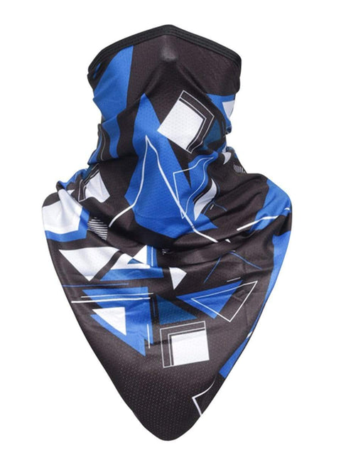Color=Multicolor19 | Fashion Street-Styling Printed Neck Gaiter For Riding Sports-Multicolor19 1