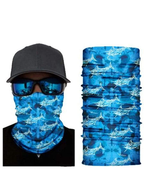 Color=Multicolor18 | Face Protective Neck Gaiter For Motorcycle And Cycling-Multicolor18 1