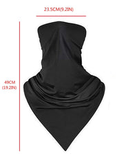 Sun UV Protection Neck Gaiter Scarf for Cycling