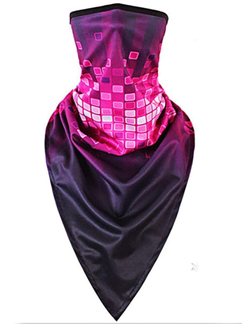 Color=Multicolor11 | Sun Uv Protection Neck Gaiter Scar For Cycling-Multicolor11 1