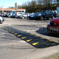 Rubber Speed Bumps For HGV's & Trucks