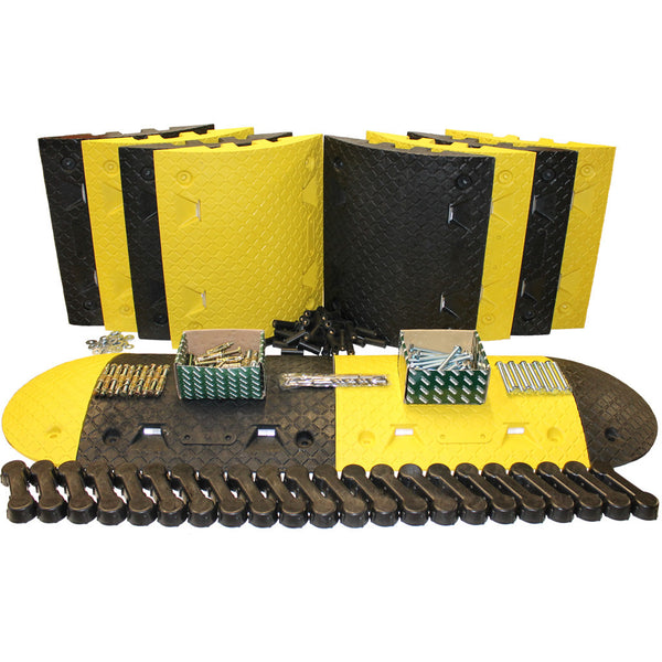 SBD 5.5 Metre Speed Bump Kit (Free Delivery) - Speed Bumps