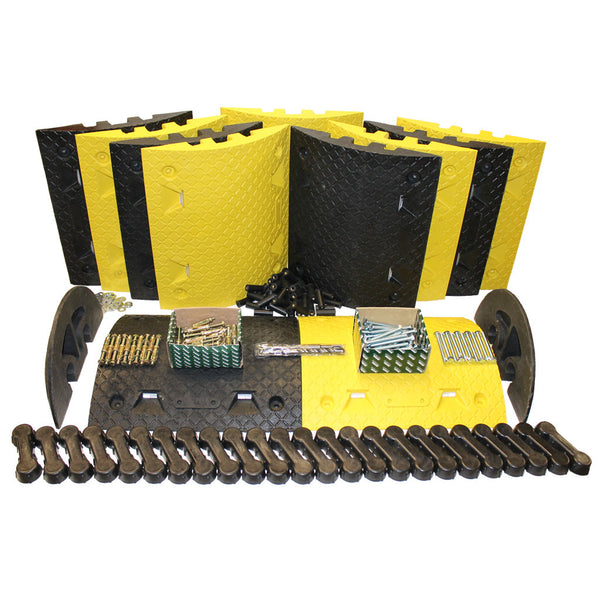 SBD 6 Metre Speed Bump Kit (Free Delivery) - Speed Bumps