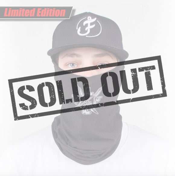 Twisted Fisher Lake Lurkers Artist Line Buff - Sold Out