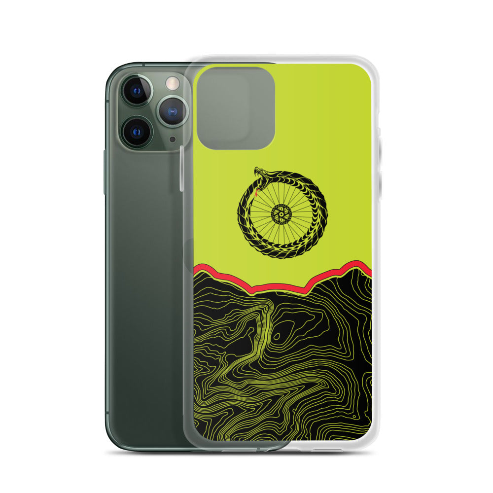 iPhone Rattler Phone Case