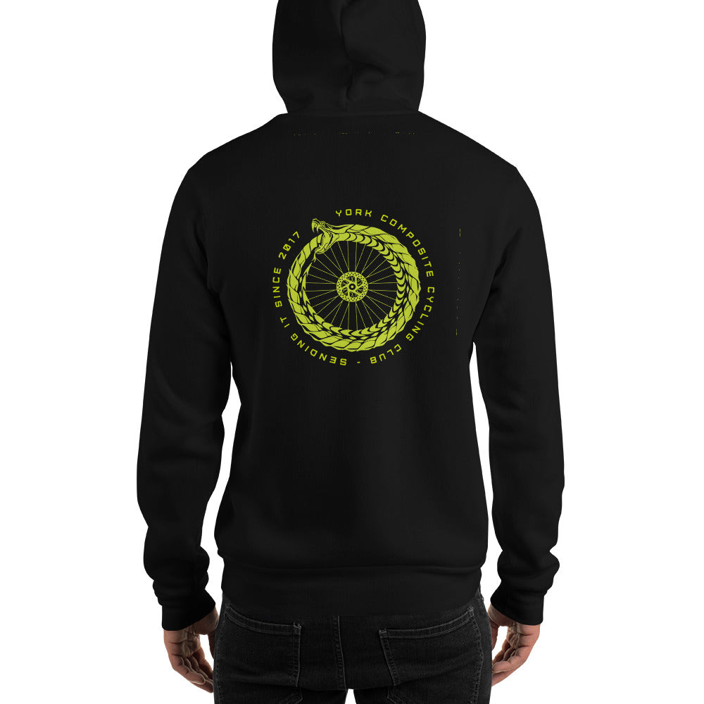 Original Rattler Hooded Sweatshirt