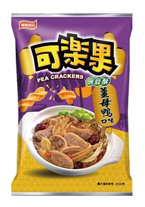 Lian Hwa-Koloko Pea Crackers(Ginger Duck Hot Pot)