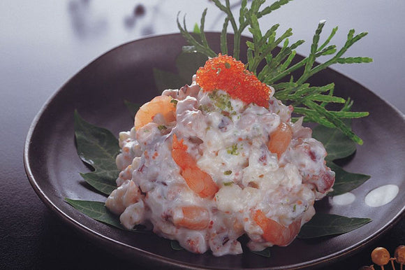 Fortune Life - Frozen Seafood Salad便利小館-冷凍海鮮沙拉
