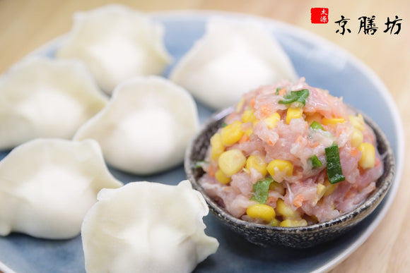 Royal Dining Hall-Sweet Corn & Chicken Dumpling京膳坊-玉米雞肉水餃