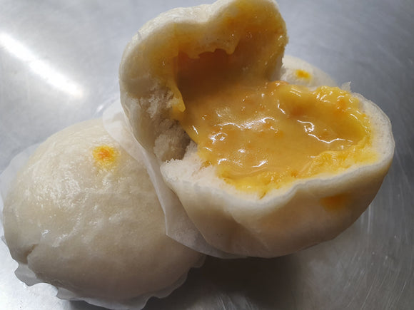Enjoy-inn Hamilton - Runny Custard Bun 黃金流沙包 6個 - seekit@brisbane