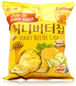 CA national - honey butter chip 120g 蜂蜜奶油洋芋片 120g - seekit@brisbane