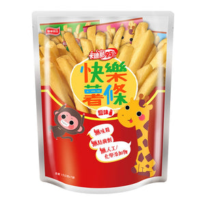 Cadina 95°C Happly Fries(Salt Flavor) 卡迪那95度C快樂薯條