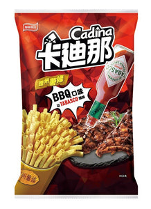 Lian Hwa - Texas Fries Barbecue Flavor with TABASCO® brand Seasoning 卡迪那德州薯條TABASCO 調味BBQ口味 - seekit@brisbane
