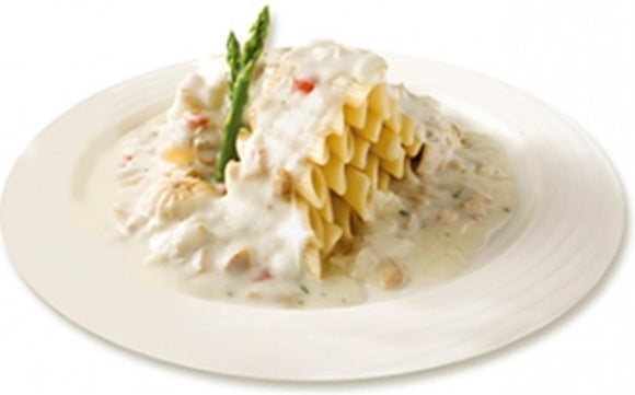 PENNE WITH MUSHROOM IN CREAM SAUCE 帕多瓦乳酪蘑菇筆尖麵 - seekit@brisbane