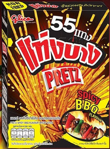 Pretz Bread Stick Spicy BBQ Flavour - seekit@brisbane