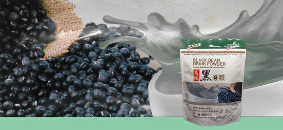 Black Bean Drink Powder 高纖黑豆漿粉
