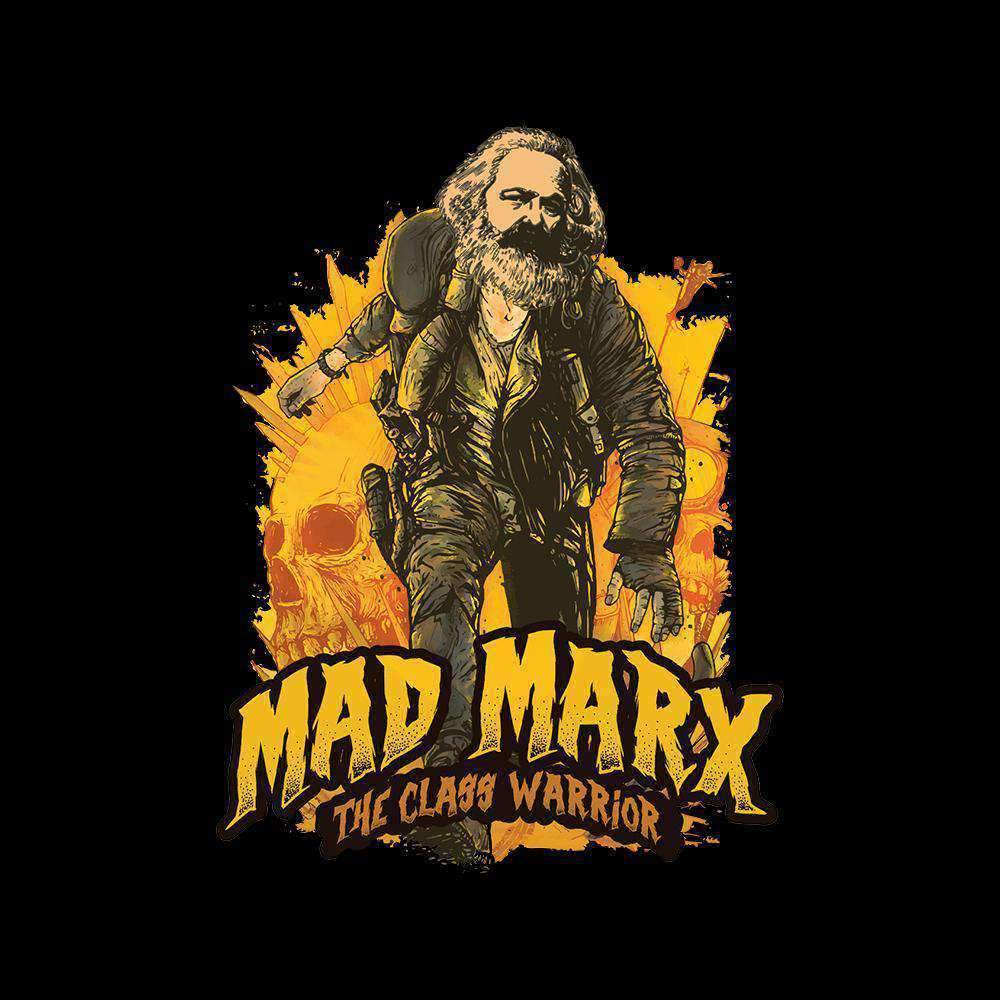 Mad Marx - The Class Warrior