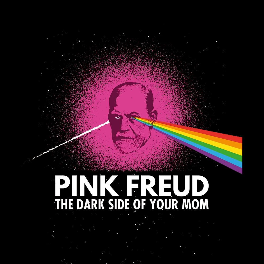 Pink Freud - The Dark Side Of Your Mom/Mum