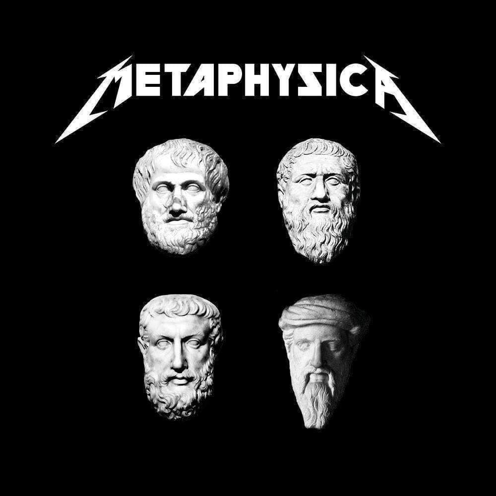 Metaphysica - the four wise men