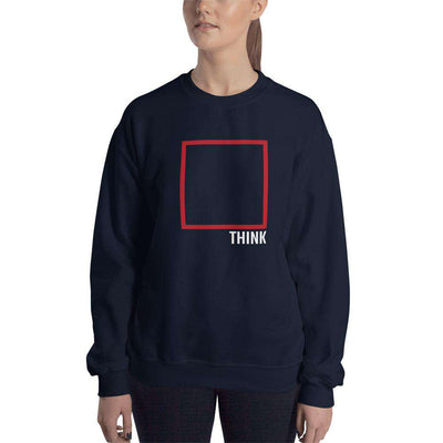 Think Outside The Box - Minimal Edition <br><br>Sweatshirt