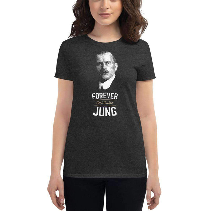 The Philosopher's Shirt Women's T-Shirt Forever Carl Gustav Jung