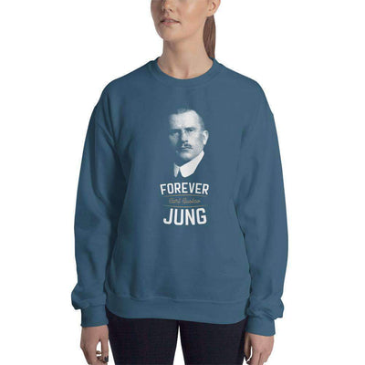 The Philosopher's Shirt Sweatshirt Forever Carl Gustav Jung