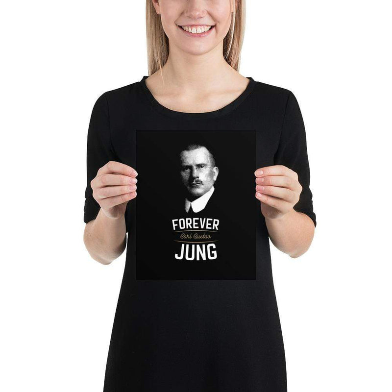 The Philosopher's Shirt Forever Carl Gustav Jung <br><br>Poster