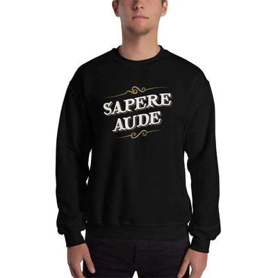 The Philosopher's Shirt Sweatshirt Immanuel Kant - Sapere Aude